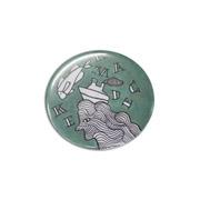 Button Badge Round - 58mm