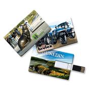 Credit Card Flash Drive 2GB
