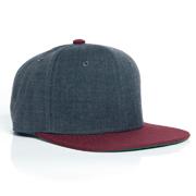Clip Two-Tone Snapback Cap