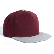 Frack Two-Tone Snapback Cap