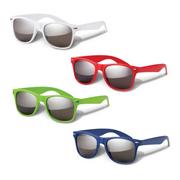 Silver Malibu Sunglasses