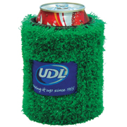 Astro Turf Surface Can Cooler