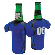 Soccer Jersey Bottle Cooler