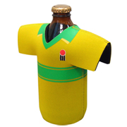 Classic Cricket Jersey Bottle Cooler