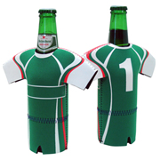 Soccer Jersey With Shorts Bottle Cooler
