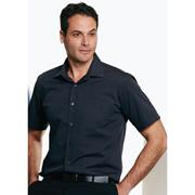 Men's Grange MiTong Check Short Sleeve Shirt