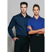 Men's Mosman Stretch Long Sleeve Shirt