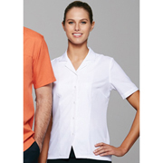 Ladies Springfield Functional Short Sleeve Shirt