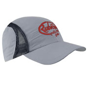 Micro Fibre and Mesh Sports Cap with Reflective Trim