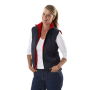 JBs Ladies Piping Vest (Revesible)