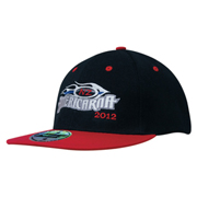 Premium American Twill with Snap Back Pro Styling - Two Tone