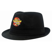 Fedora Cotton Twill Hat