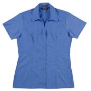 JB's Ladies TLC Indigo Shirt