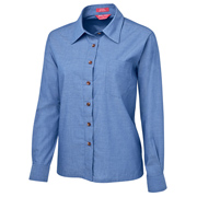 JB's Sleeve Indigo Shirt