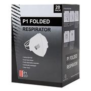 P1 Vertical Fold Respirator (20pc)