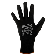JB'S BLACK LIGHT PU GLOVE (12 PACK)
