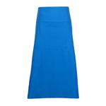 Long Waist Apron - 100% Cotton Canvas