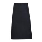 Long Waist Apron - 190 gsm poly/cotton
