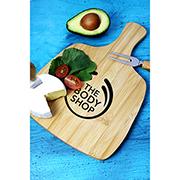 Artis Bamboo Cheeseboard & Knives