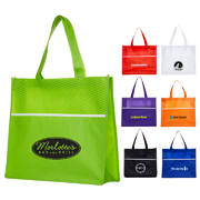 Wave Strider Tote Bag