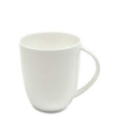 Bone China Coupe Mug