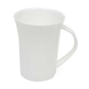 Bone China Flared Mug