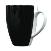 Clique Coupe Mug 340ml - Black