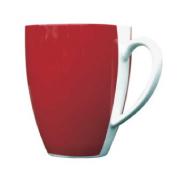 Clique Coupe Mug 340ml - Red