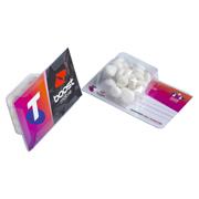 Small Biz Card Treats with Mints 14G