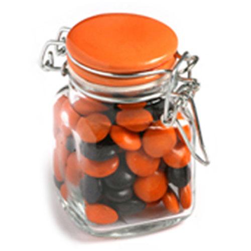 Choc Beans in Clip Lock Jar 80G (Sticker)