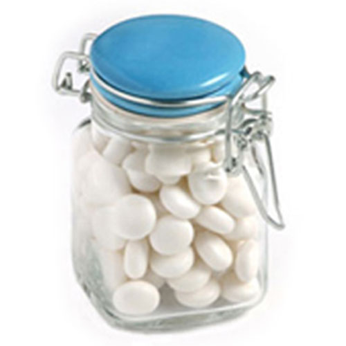 Mints In Clip Lock Jar 80G (Sticker)