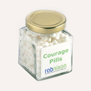 Mints in Square Jar 170G