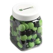 Choc Beans In Plastic Jar 180G