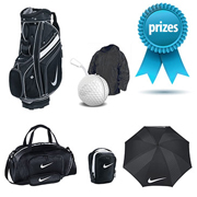 Nike Golf Prize Pack