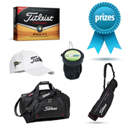Titleist Prize Pack