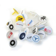 Plastic Ball Markers