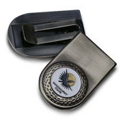 Money Clip & Ball Marker 19mm