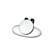Oval Hat Clip & Ball Marker 19mm