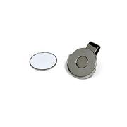 Round Hat Clip & 24mm Ball Marker