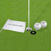 Corporate Golf Day Signage Package