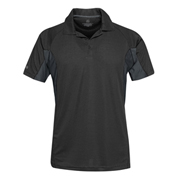 Mens Laguna Tech Two-Tone Polo