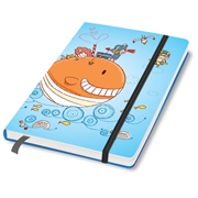 Factory Direct A5 Notebook