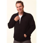 Mens French Terry Fleece Top