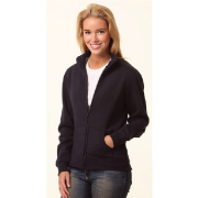 Ladies French Terry Fleece Top