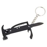 Hammer tool keyring