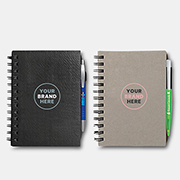 Bic Chipboard Notebook (Small)