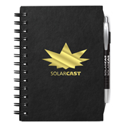 Simulated Leather Cover Notebooks Small