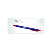 BIC® Combo 4: Sticky Note Notepad with BIC® Clic Stic™ - Medium 50 Sheets