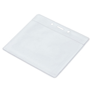 Large PVC card holder