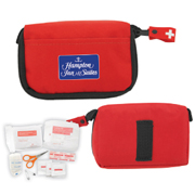 First Aid Travel Kit - 13 Piece